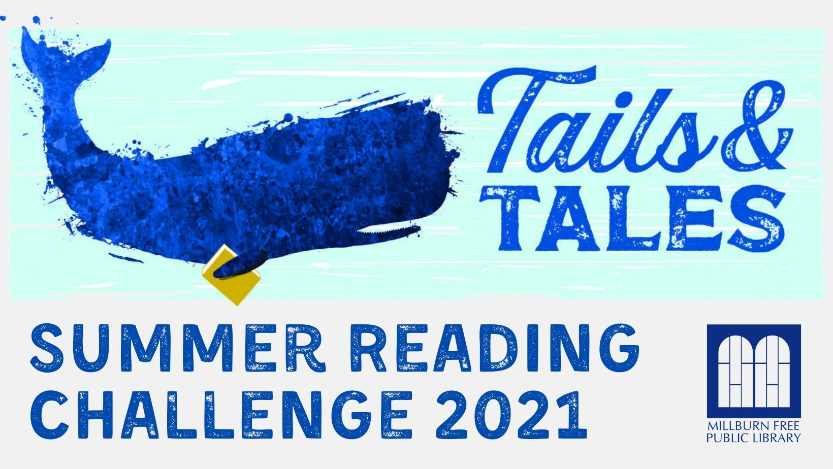 Summer Reading Challenge 2021: Tails & Tales